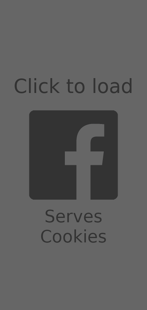 Click to load facebook